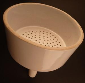 Buchner funnel ceramic 200mm