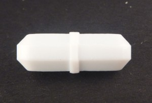 Magnetic stirrer stir bar PTFE 25mm