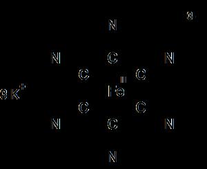 Potassium ferricyanide AR grade