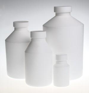 PTFE reagent bottles